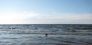 Landscapes of Baltic Sea Royalty Free Stock Images