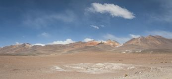 Landscapes of Bolivia, South America Stock Photography