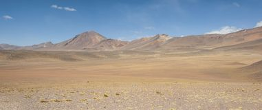 Landscapes of Bolivia, South America Royalty Free Stock Images