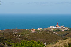 Landscapes Cabo da Roca Royalty Free Stock Images