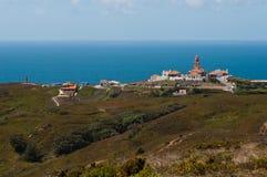 Landscapes Cabo da Roca Stock Image