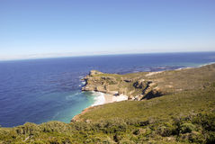 Landscapes of the Cape Point Stock Image