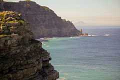 Landscapes of the Cape Point Stock Images