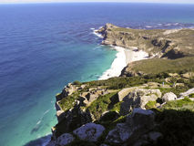 Landscapes of the Cape Point Royalty Free Stock Photos