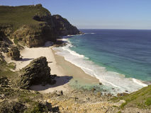 Landscapes of the Cape Point Royalty Free Stock Photo