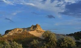 Landscapes of Cappadocia Stock Images
