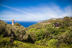 Landscapes of Corsica Stock Photos