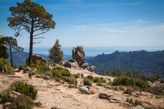 Landscapes of Corsica Stock Photos