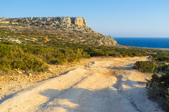 The landscapes of Cyprus Royalty Free Stock Photography
