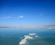 Landscapes of the Dead Sea resort Royalty Free Stock Photography
