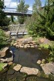Landscapes design in Children adventure garden Stock Photo