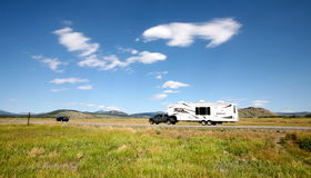 Landscapes of grand teton national park Royalty Free Stock Image