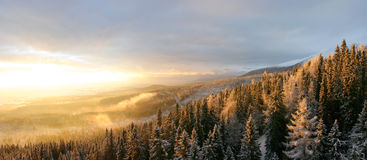 Landscapes In Slovakia Stock Images
