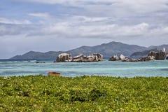 Landscapes La Diga Royalty Free Stock Photos