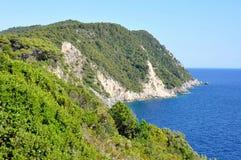 Landscapes of Lopud Island, Croatia Stock Photo