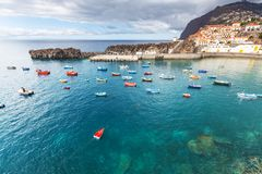 Madeira Royalty Free Stock Photos