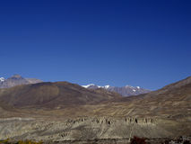 Landscapes in Mustang Stock Images