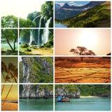 Landscapes Stock Image