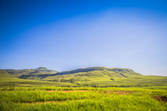 Landscapes of South Africa Stock Photo