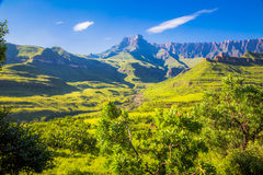 Landscapes of South Africa Stock Images