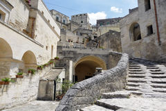 Landscapes of southern Italy Stock Photo