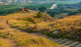 Free Landscapes Theodore Roosevelt National Park Stock Photos - 77891253