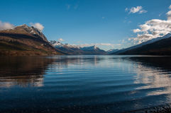 Landscapes of Tierra del Fuego, South Argentina Stock Photo