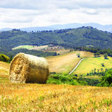 Landscapes of Tuscany, Italy Royalty Free Stock Images