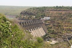 Landscapes water projects in andhra pradesh  in nature view's. Landscapes water projects andhra pradesh nature views stock photo