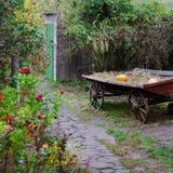 landscaping конструкции Стоковое Изображение