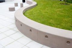 landscaping самомоднейший Стоковая Фотография RF
