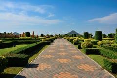 landscaping сада Стоковое Изображение RF