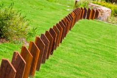 Landscaping Royalty Free Stock Photography