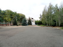 landscaping foto de archivo