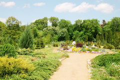Landscaping Royalty Free Stock Photo