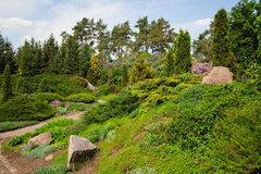 Landscaping Stock Photography