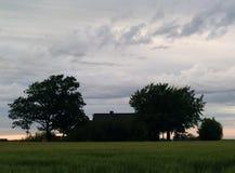 Landscaps Lizenzfreies Stockfoto