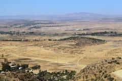 Landschaft in Äthiopien Lizenzfreies Stockbild