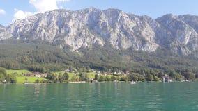 Landschaft Österreich Stockbild