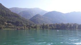 Landschaft Österreich Lizenzfreies Stockfoto