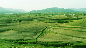 Landschaft Abatabad Stockfoto