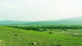 Landschaft Abatabad Lizenzfreies Stockbild