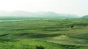 Landschaft Abatabad Lizenzfreie Stockfotografie