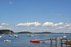 Landschaft, Acadia-Nationalpark, USA stockfotos