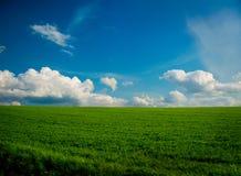 Landschaft als Tapete Stockfotografie