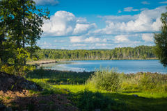 Landschaft in Altun Lizenzfreies Stockfoto