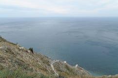 Landschaft in Anapa Stockbilder