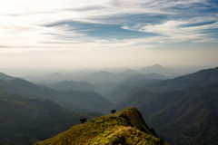 landschaft Ansicht von kleinen Adams Spitze Sri Lanka Stockfoto