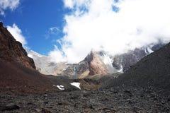 Landschaft auf Argentinier Anden Lizenzfreie Stockfotografie