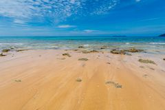 Landschaft auf Tioman-Insel Malaysia Stockfoto